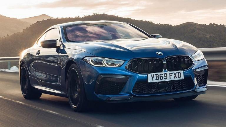 BMW-M8-2020-recall-seatbelts-airbag