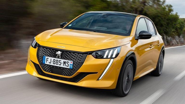 Peugeot-208-2020-recordar-columna de dirección