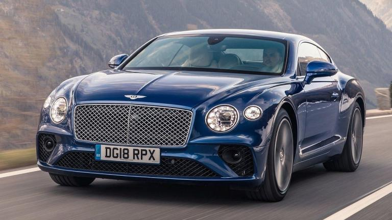 Bentley-Continental-GT-2020-tetto apribile-richiamo