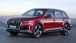 Audi-Q7-2020-automatic-gearbox-oil-leak