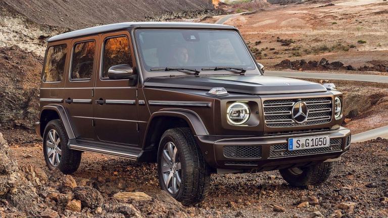 Mercedes-Benz-G-turbo-oil-leak-fire