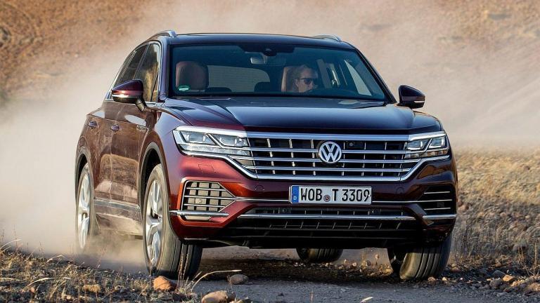 Volkswagen-Touareg-2020-automatic-gearbox-oil-leak