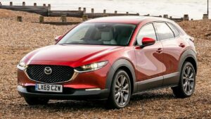 Mazda-CX-30-2020-fuel-leak-fire