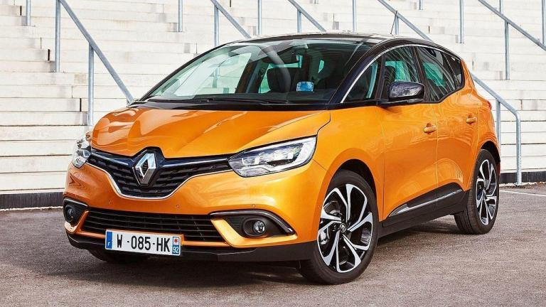 Renault-Scenic-2018-fuel-leakage-fire