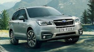 Subaru-Forester-passenger-detection