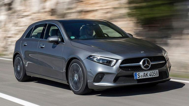 Mercedes-BenzA-Class-manguera-de-aire