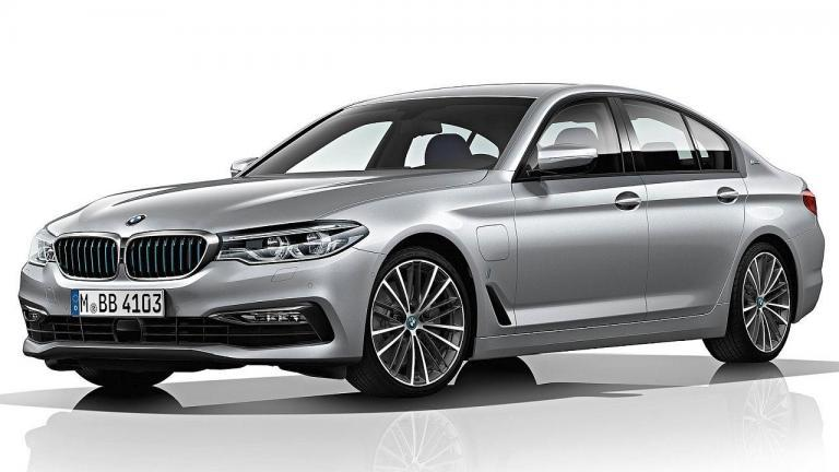 BMW-5-Series-phev-fire