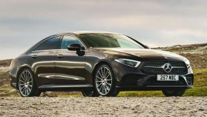 Mercedes-Benz-CLS-2019-oil-leak