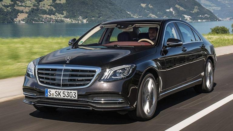 Mercedes-Benz-S-Class-2018-oil-leak