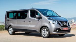 Nissan-NV300-parking-brake