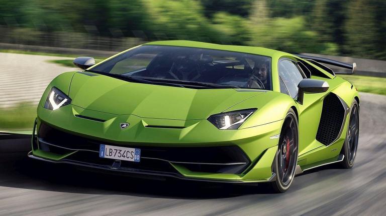 Lamborghini-Aventador-SVJ-arm-joint