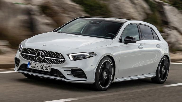 Mercedes-Benz-A-Class-dual-clutch-gearbox