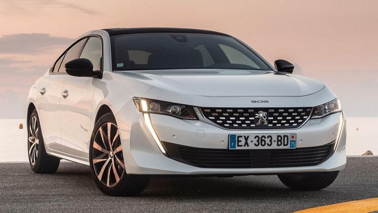 Peugeot-508-2021-steering-knuckle