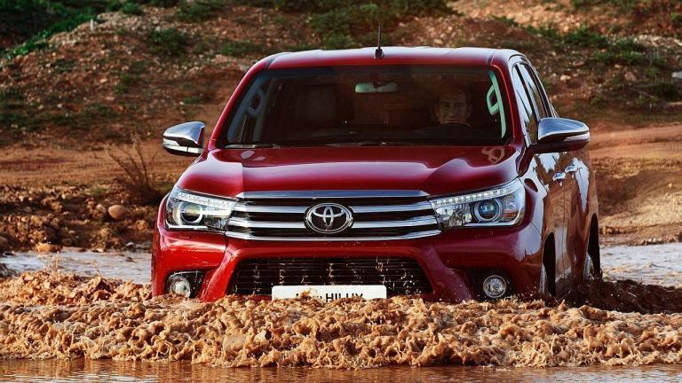 Toyota-HiLux-brake-pedal-piston