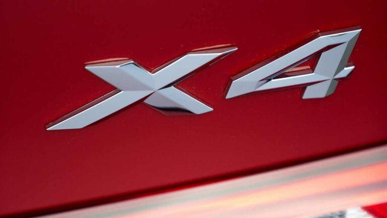 BMW-X4-common-problems