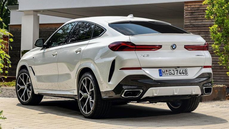 BMW-X6-2020-spoiler de techo