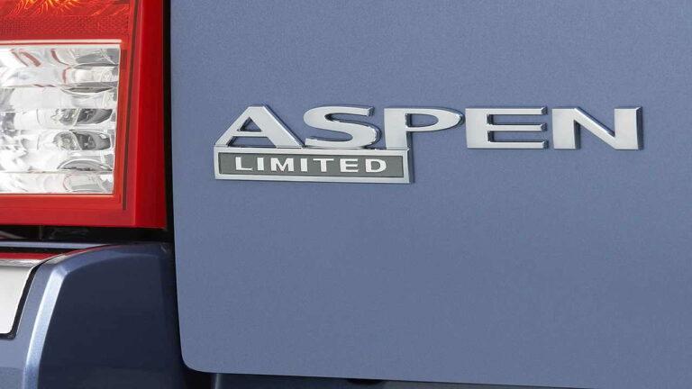 ChryslerAspen--problemas comunes