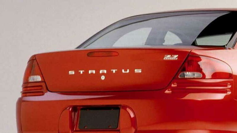 Dodge-Stratus-common-problems