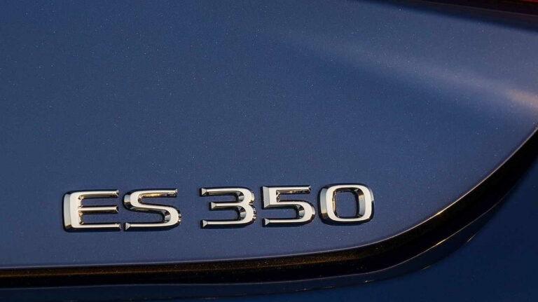 Lexus-ES-common-problems