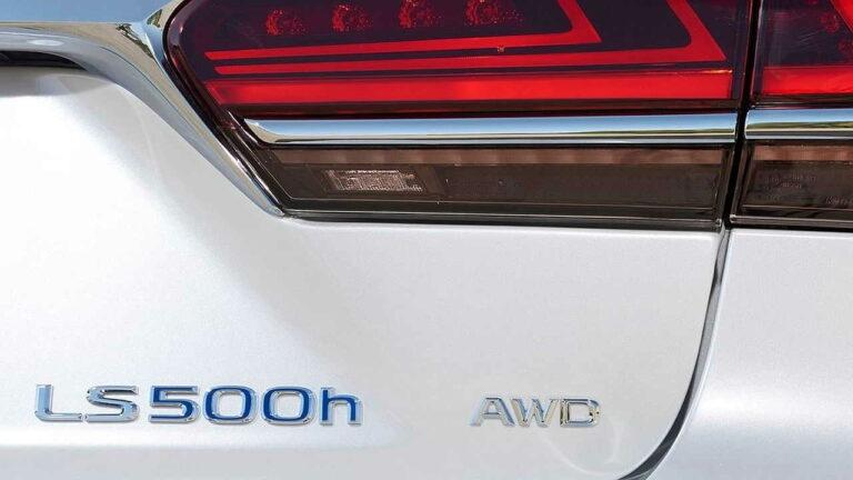 Lexus-LS-common-problems