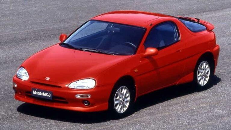 Mazda-mx-3-common-problems