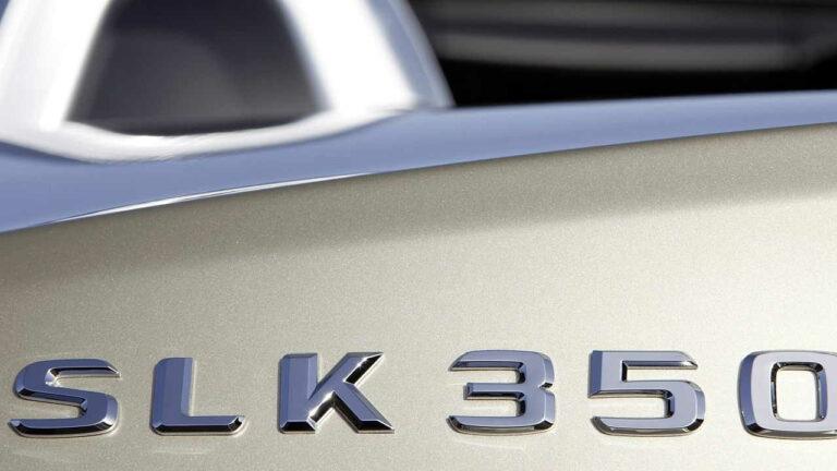 Mercedes-Benz-SLK-Class-common-problems