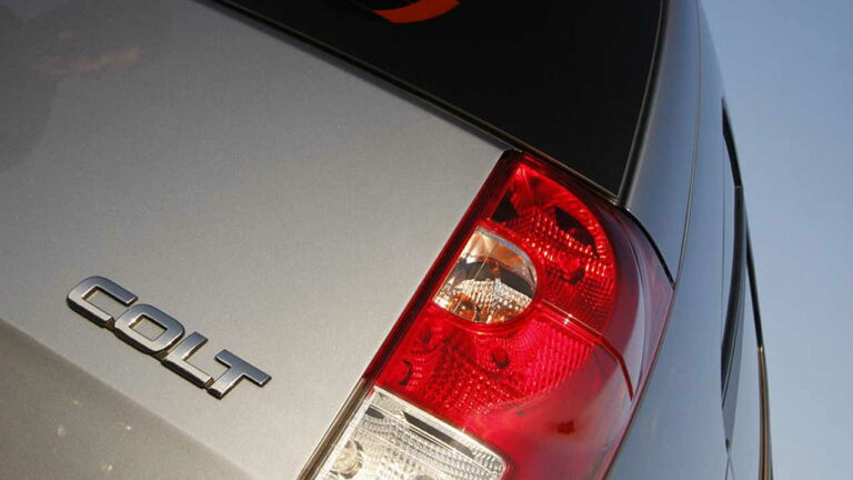 Mitsubishi-Colt-common problems