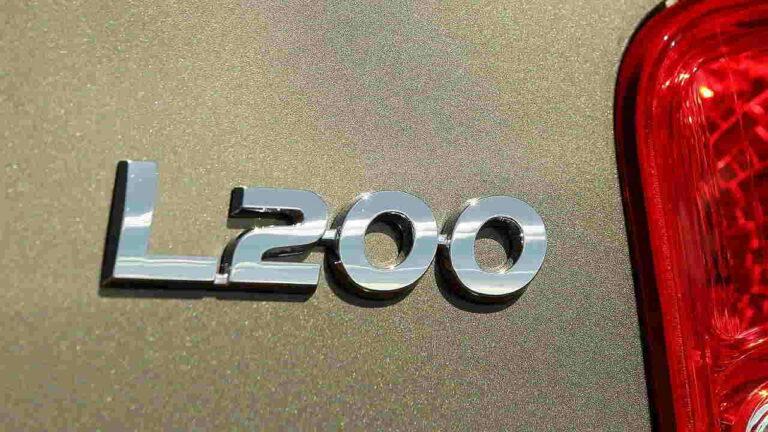Mitsubishi-L200-common problems