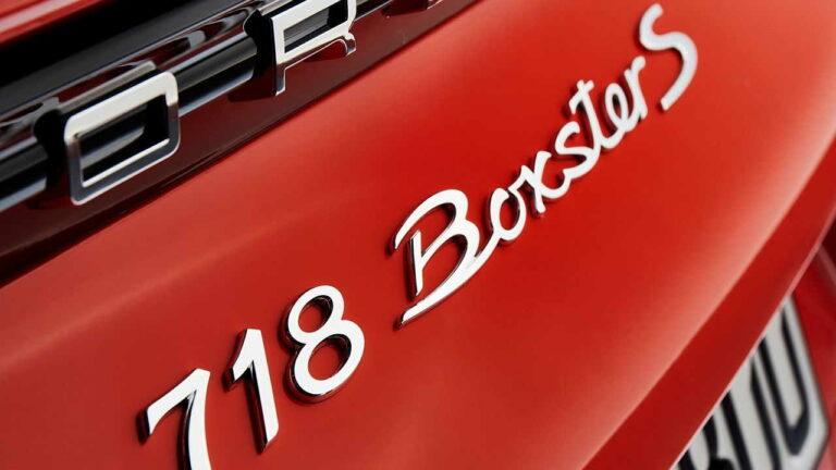 Porsche-718-Boxster-common-problems