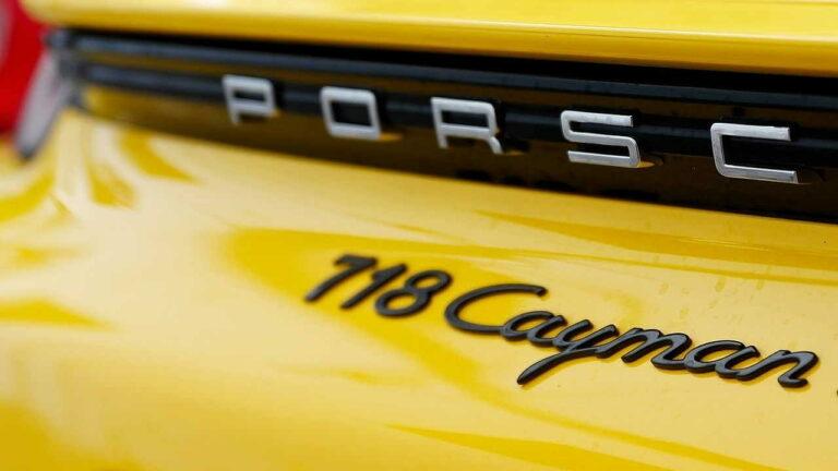 Porsche-718-Cayman-common-problems