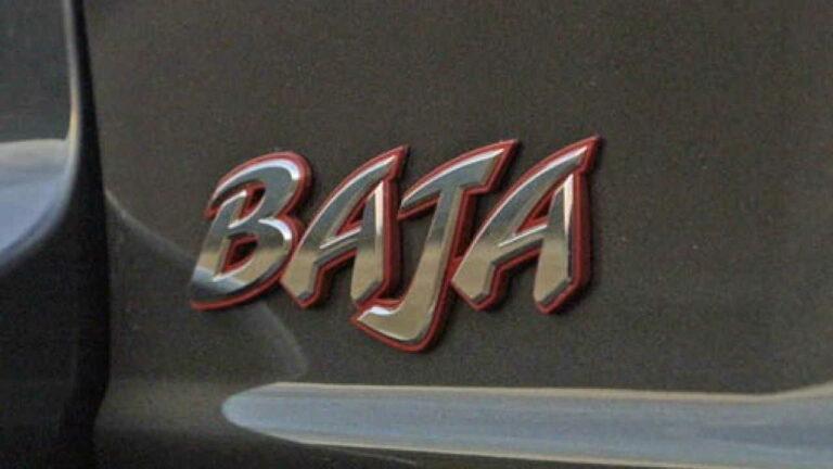 Subaru-Baja-common-problems