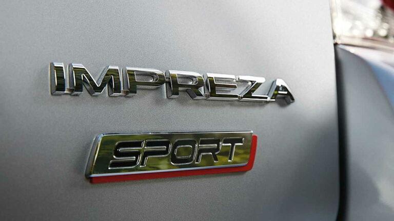 Subaru-Impreza-common-problems