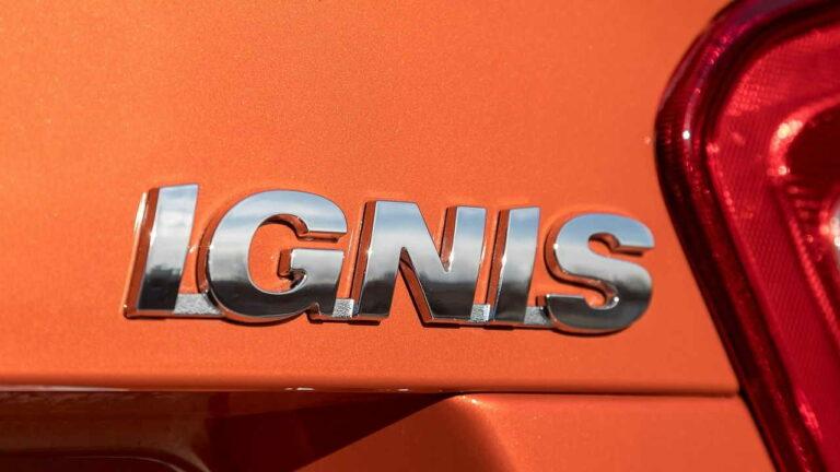 Suzuki-Ignis-common-problems