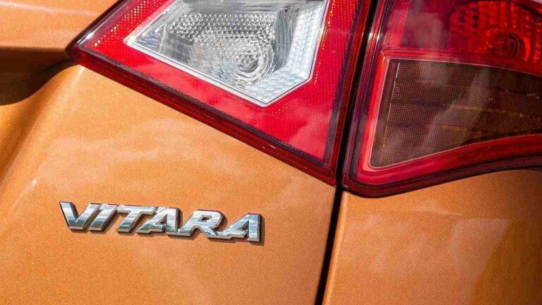 Problemas comunes de Suzuki-Vitara