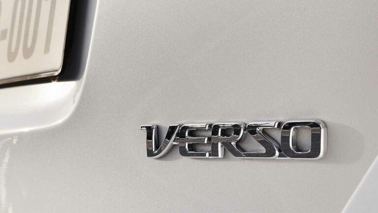 Toyota-Verso-common-problems