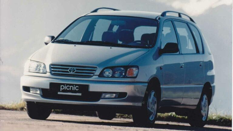 Toyota-picnic-common-problems