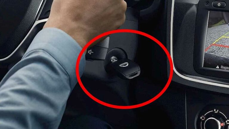 Dacia-jammed-key-starter