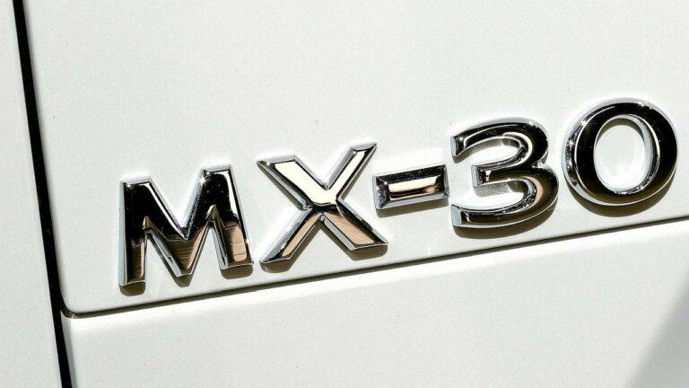 Mazda-mx-30-common-problems