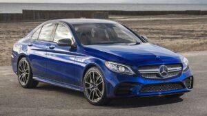 Mercedes-Benz-c-class-2020-steering-wires-harness