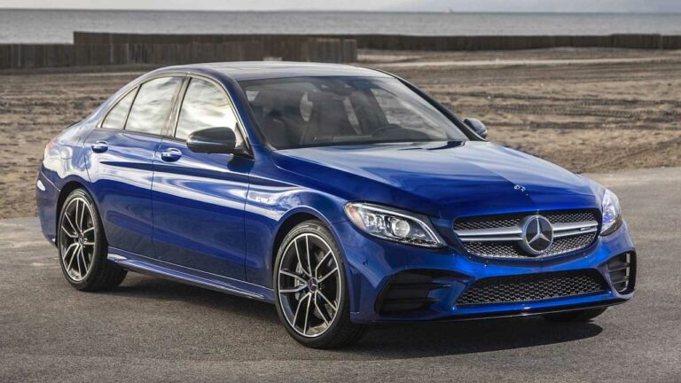 Mercedes-Benz-clase-c-2020-arnés-de-cables-de-dirección