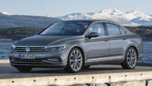 Volkswagen-Passat-2019-steering