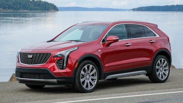 Cadillac-XT4-2020-fuel-leak