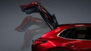 Mazda-CX-30-electric-tailgate-recall