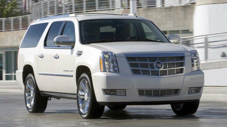Airbag Cadillac-Escalade-takata