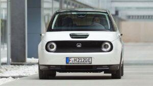 Honda-e-recall