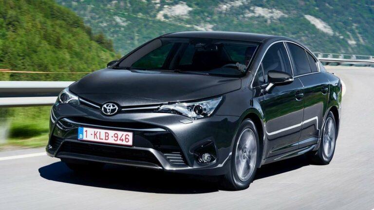 Toyota-Avensis-egr-fire