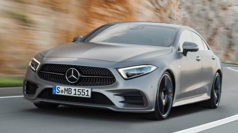 Mercedes-Benz-CLS-2018-fuel-leak