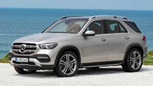 Mercedes-Benz-GLE-2020-tyres-presure