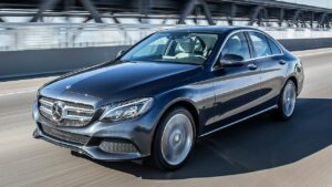 Mercedes-Benz-c-class-leaking-refrigerant