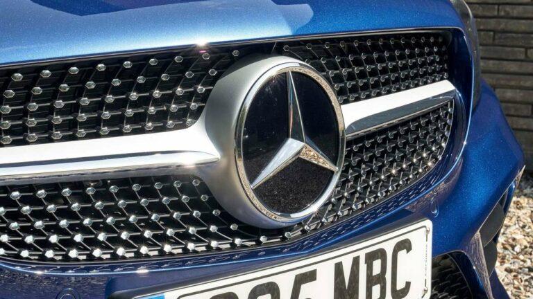 Richiamo del liquido di raffreddamento Mercedes-Benz